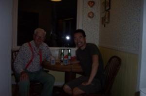 Dr. Kho and Dr. Robert Schilling