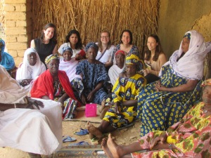 Health And Human Rights Field trip to Mali 2015